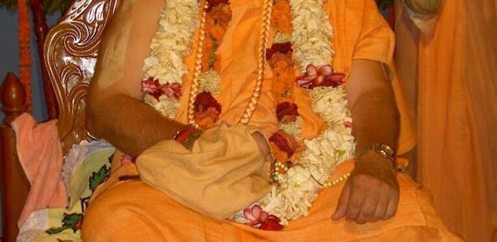 how to keep our mind steady in Krishna consciousness when we are having family problems?